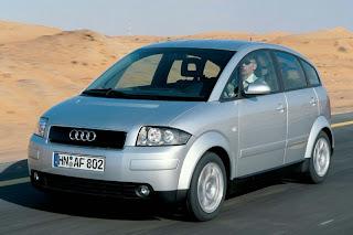 Audi A2 hybrid