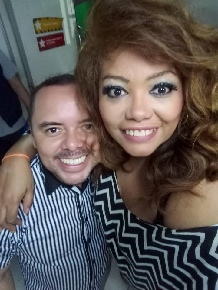 A Diva Alobêned Airam direto de Salvador!
