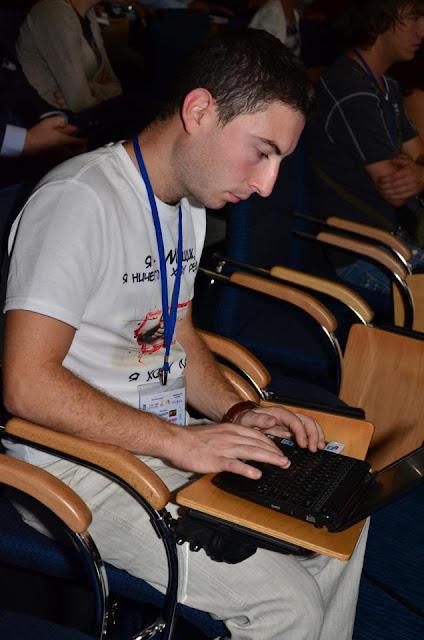 Кадыров Русфет. Первый Международный форум «IT-технологии в туризме»