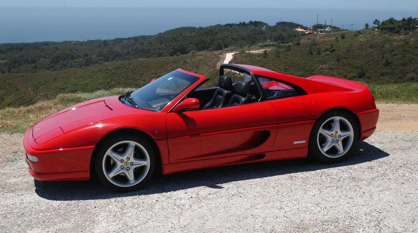 Classificados Automotivo: Ferrari F355 GTS 1995 R$ 280.000. Anuncie gratuitamente seu veículo.