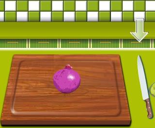 Permainan Memasak Sara Udang Garlik Merica