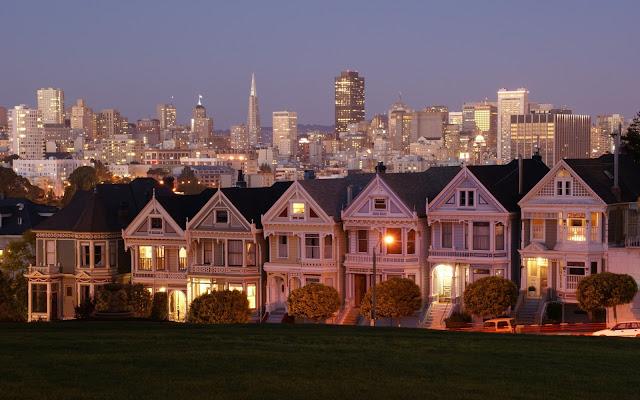 La Hermosa Ciudad de San Francisco California