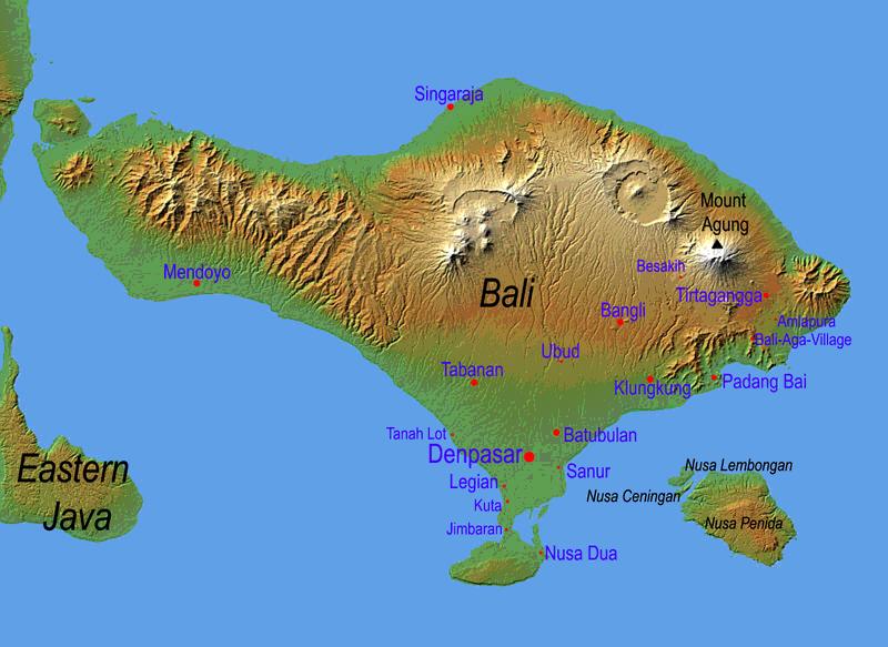 Pulau Bali; Fakta Dan Sejarah