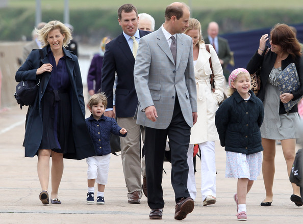The earl and countess of wessex carry out many royal duties currently