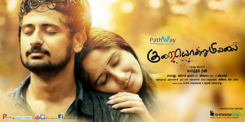 Watch KuraiOndrumillai (2014) DVDScr Tamil Full Movie Watch Online Free Download
