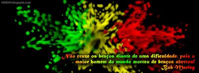 Mensagem Bob Marley
