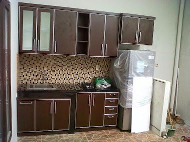 Kitchen set  Puri Depok Emas