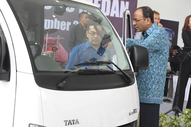 TATA Motors Hadir di Kota Medan