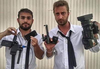 Dikeroyok Hingga Terluka, Marquez Akan Polisikan Dua Wartawan Italia