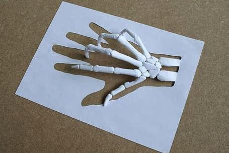 3D Paper Art Wallpapers HD