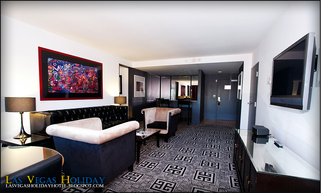 casino tower deluxe suite hard rock vegas