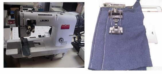 2 –Needle Lock Stitch Machine