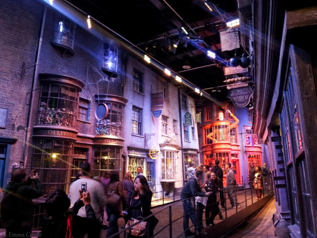 The Magical World of Harry Potter – Warner Brother Studio Tours
