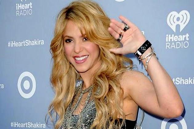 Shakira Facebook