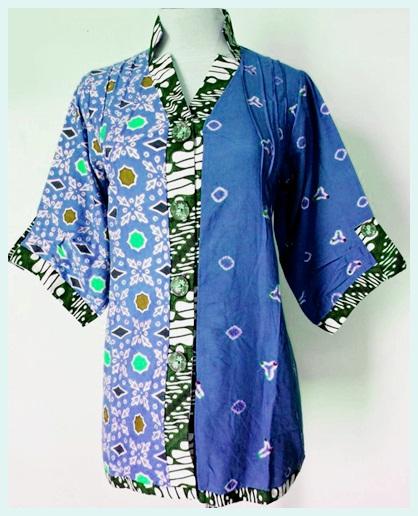 Gambar Model Baju Kantor Wanita Modern Trendy Masa Kini 2015 ...