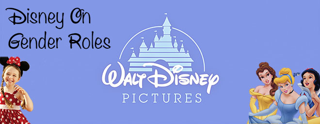 representation of female gender in walt A documentary on how masculinity and sexism are prominent themes in disney's earlier animation films and its evolution to.