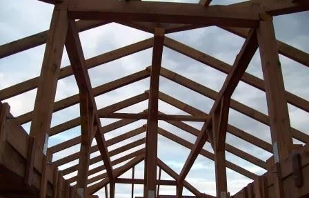Etap budowy domu