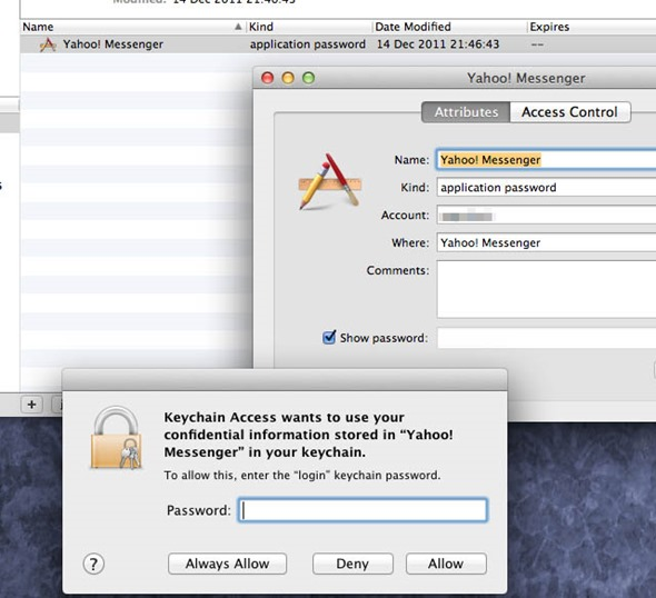 BEauty ART  How To View Forgotten Passwords In Mac OS 6698c9585
