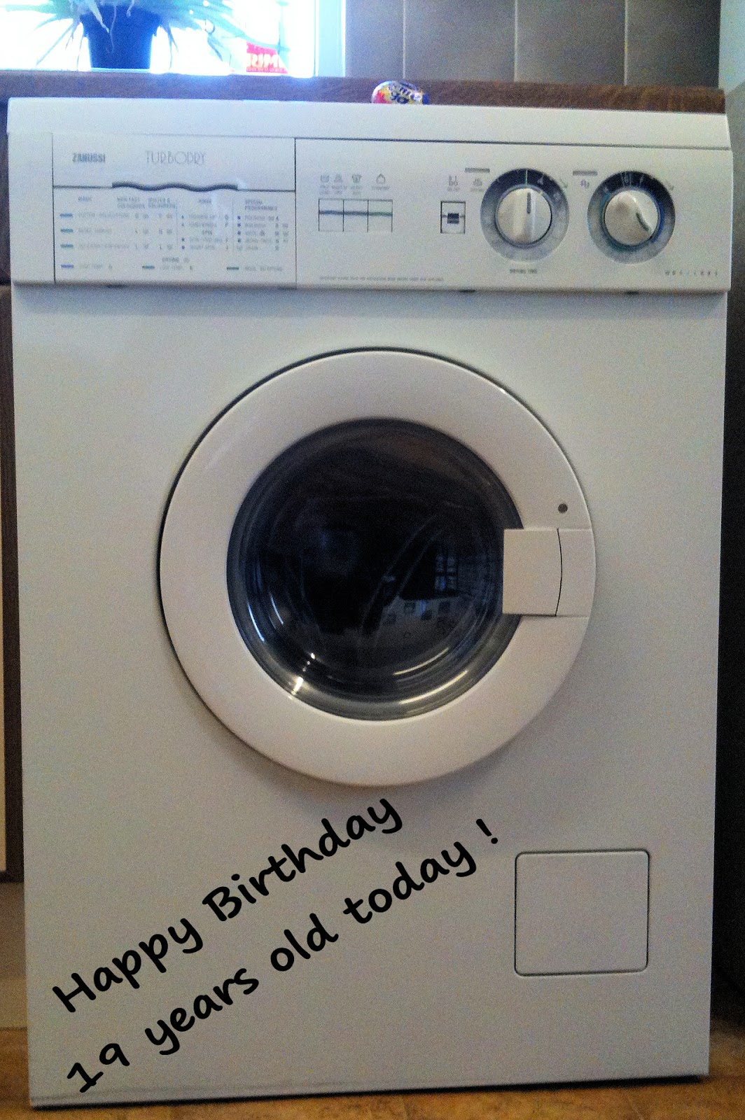 how is my washing machine
