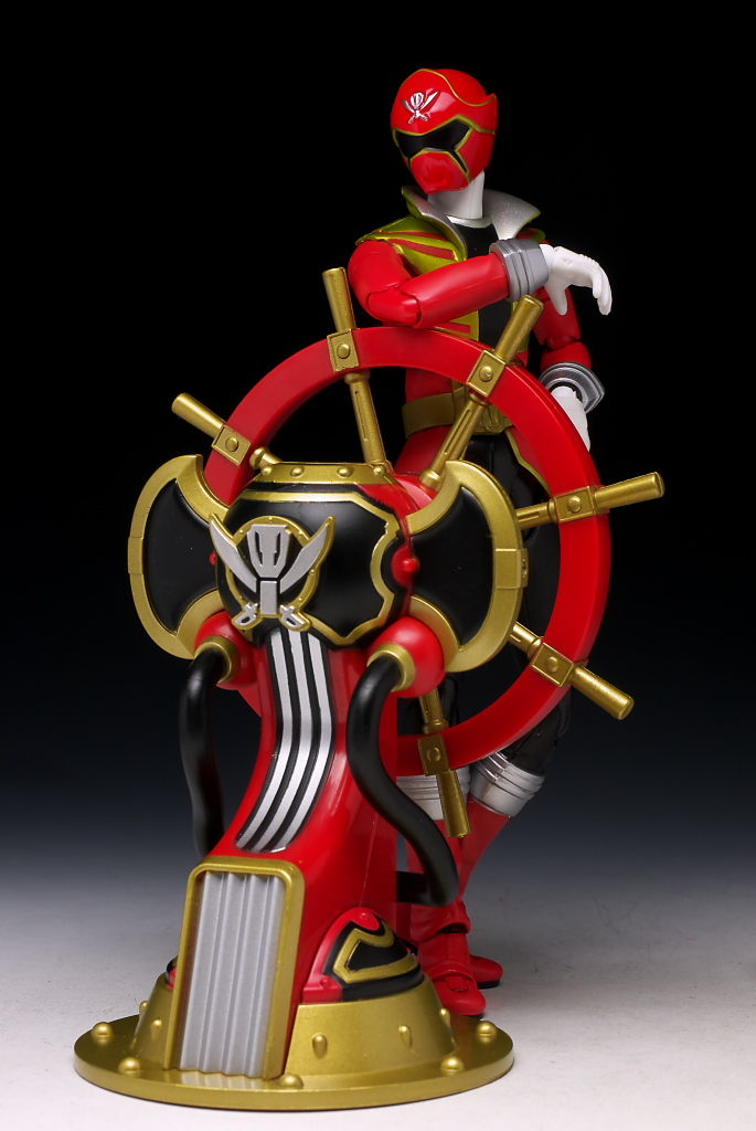 Figuarts Gokaiger Gokai Red review by hacchaka