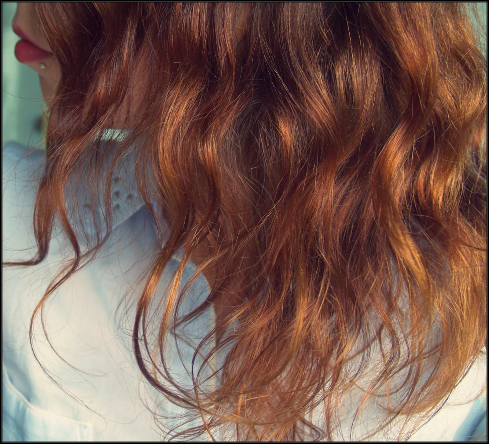 Le masque pour les cheveux de lhuile de lavocat et les pépins de raisin