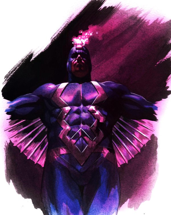 Black Bolt (Marvel Comics) Character Review