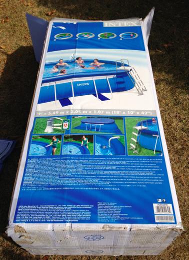 Test pour vous le cobaye conso test piscine hors sol for Piscine 42 exam
