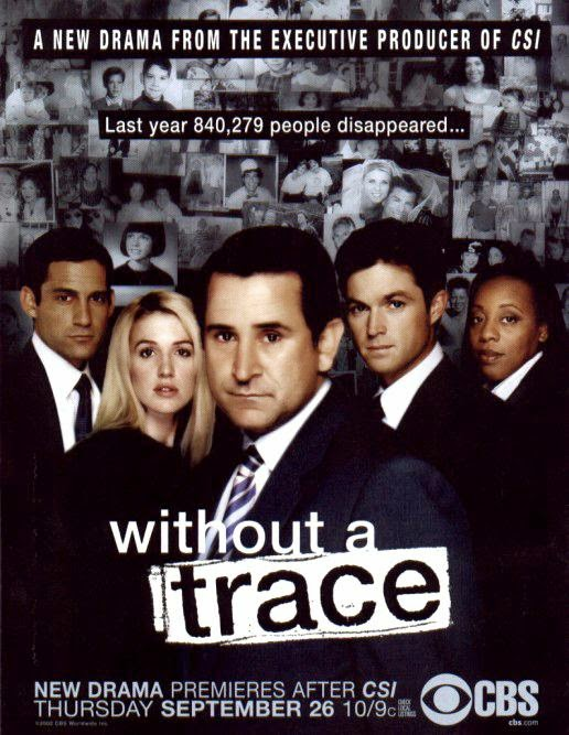 Without a Trace – Todas as Temporadas Dublado / Legendado (2002)