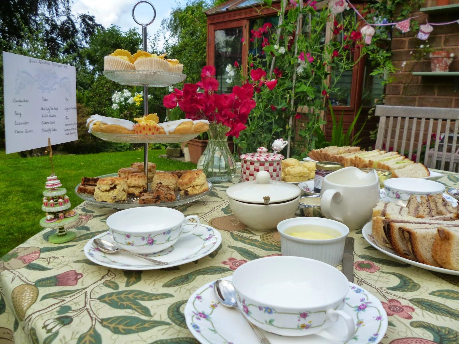 Garden Furniture Decisions Garden Tea Cakes And Me