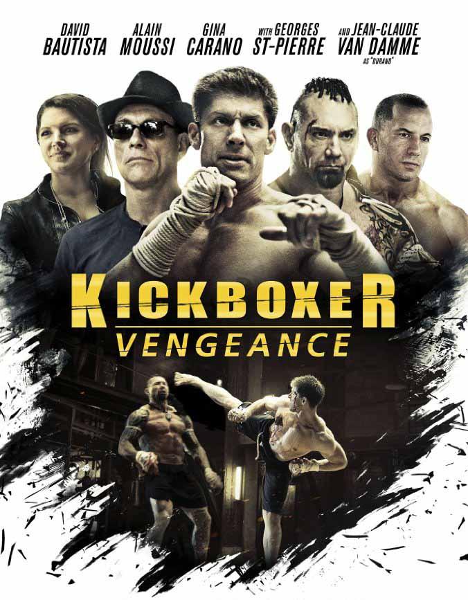 Kickboxer: Vingança Torrent – BluRay 720p e 1080p Dual Áudio