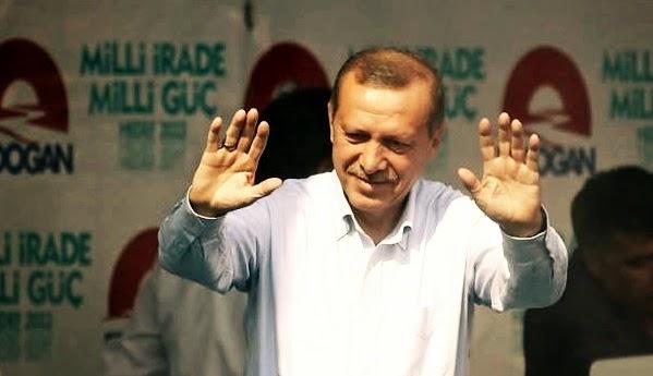 Эрдоган стал двенадцатым президентом Турции
