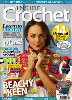 Inside Crochet Issue 19 July 2011