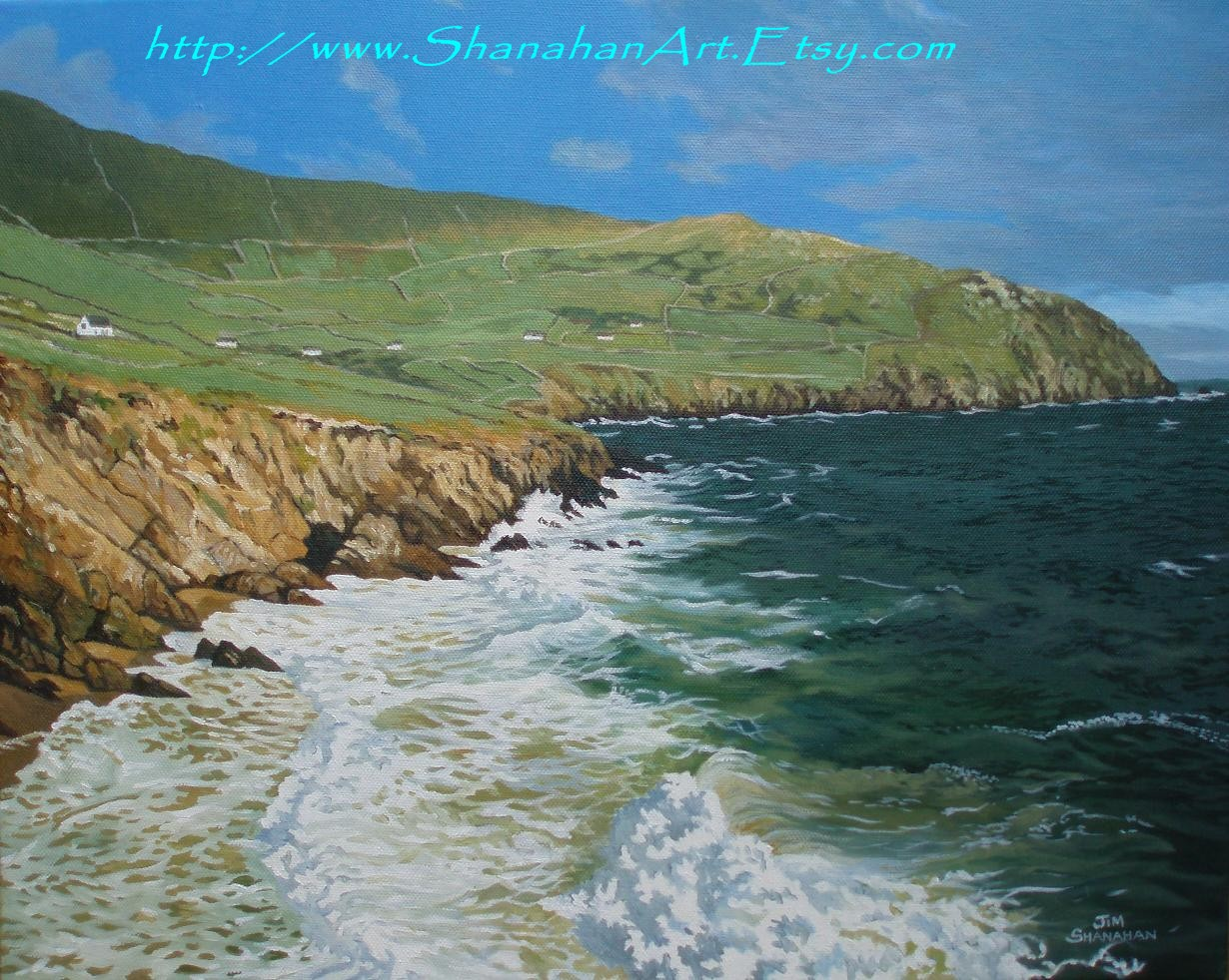 Slea Head -- Sold in Auction