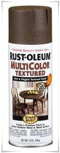 Rustoleum Textured Paint