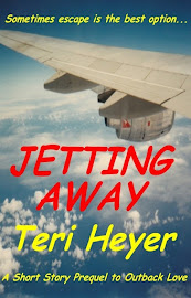 JETTING AWAY by Teri Heyer