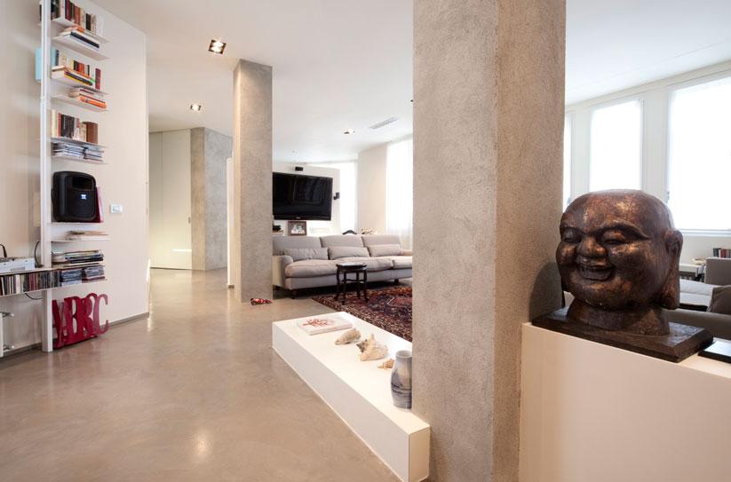 Tinteggiare Corridoio Lungo E Stretto : L architetto risponde trucchi per far sembrare piu