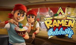 Screenshots of the Ramen celebrity for Android tablet, phone.