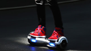 The Australian hoverboard police have issued a Christmas warning