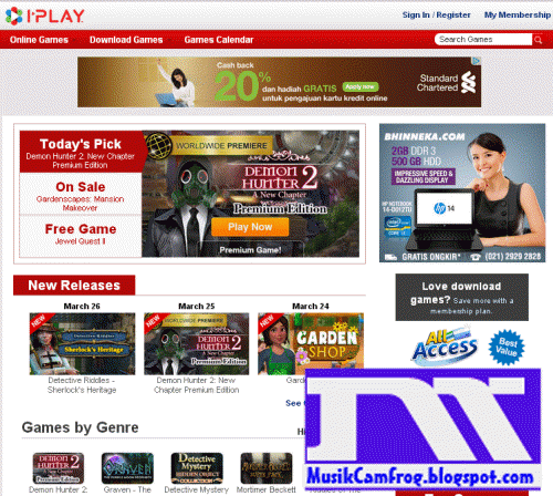 situs game online terpopuler Ipay