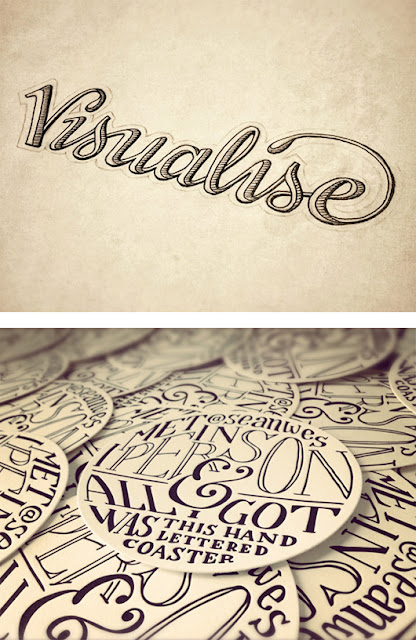 Hand Typography by Sean McCabe