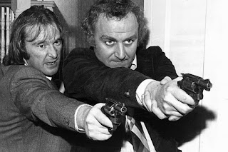 The Sweeney, Flying Squad, Jack Regan, George Carter
