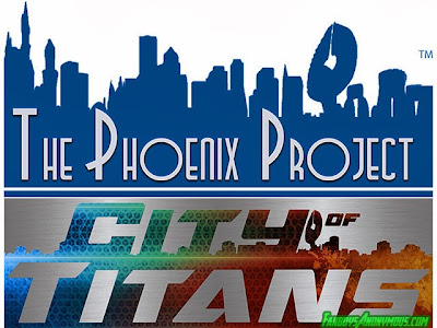 Let's Play Phoenix Project Gameplay City of Titans