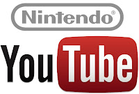 nintendo youtube logo Top Storitorial   Nintendo/YouTube Situation Thoughts