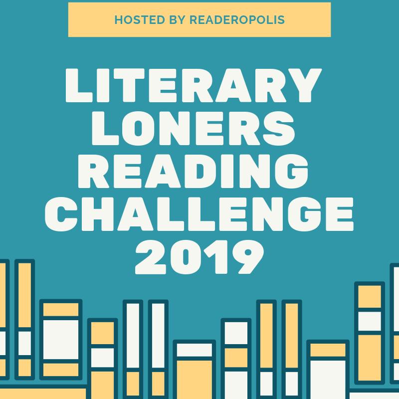 #LiteraryLoners Reading Challenge