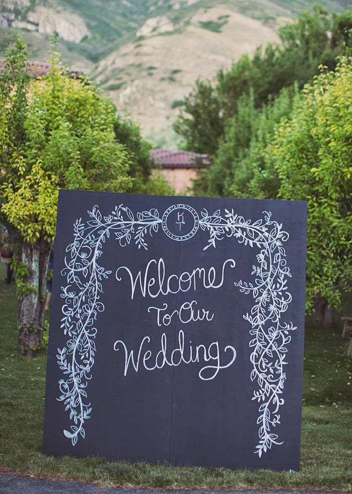 Lots Of Love Susan Chalkboard Ideas For Weddings