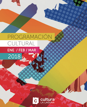 AGENDA CULTURAL ENE-FEB-MAR 2018