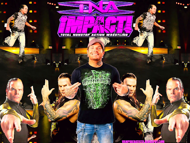 TNA Jeff Hardy Wallpapers