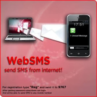 Robi Web SMS! Send SMS from Internet to any Mobile number!
