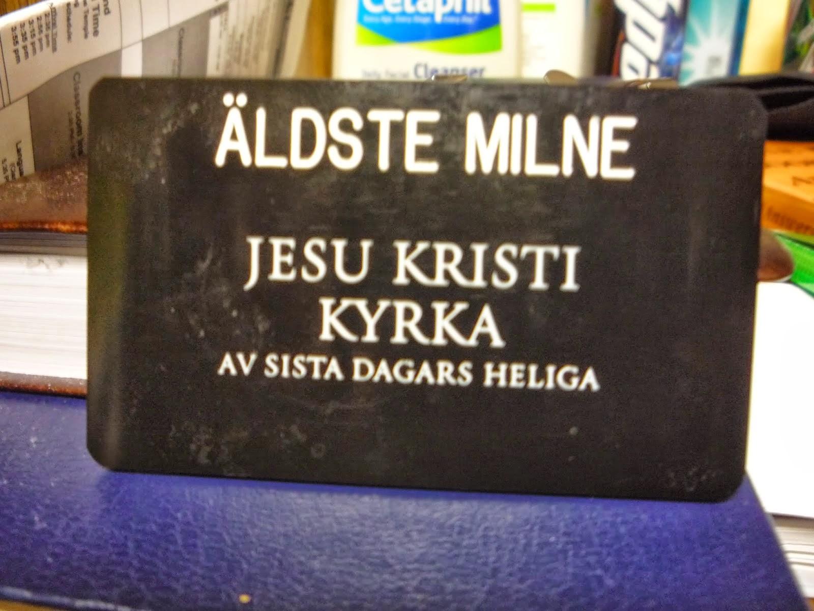 Aldste Milne