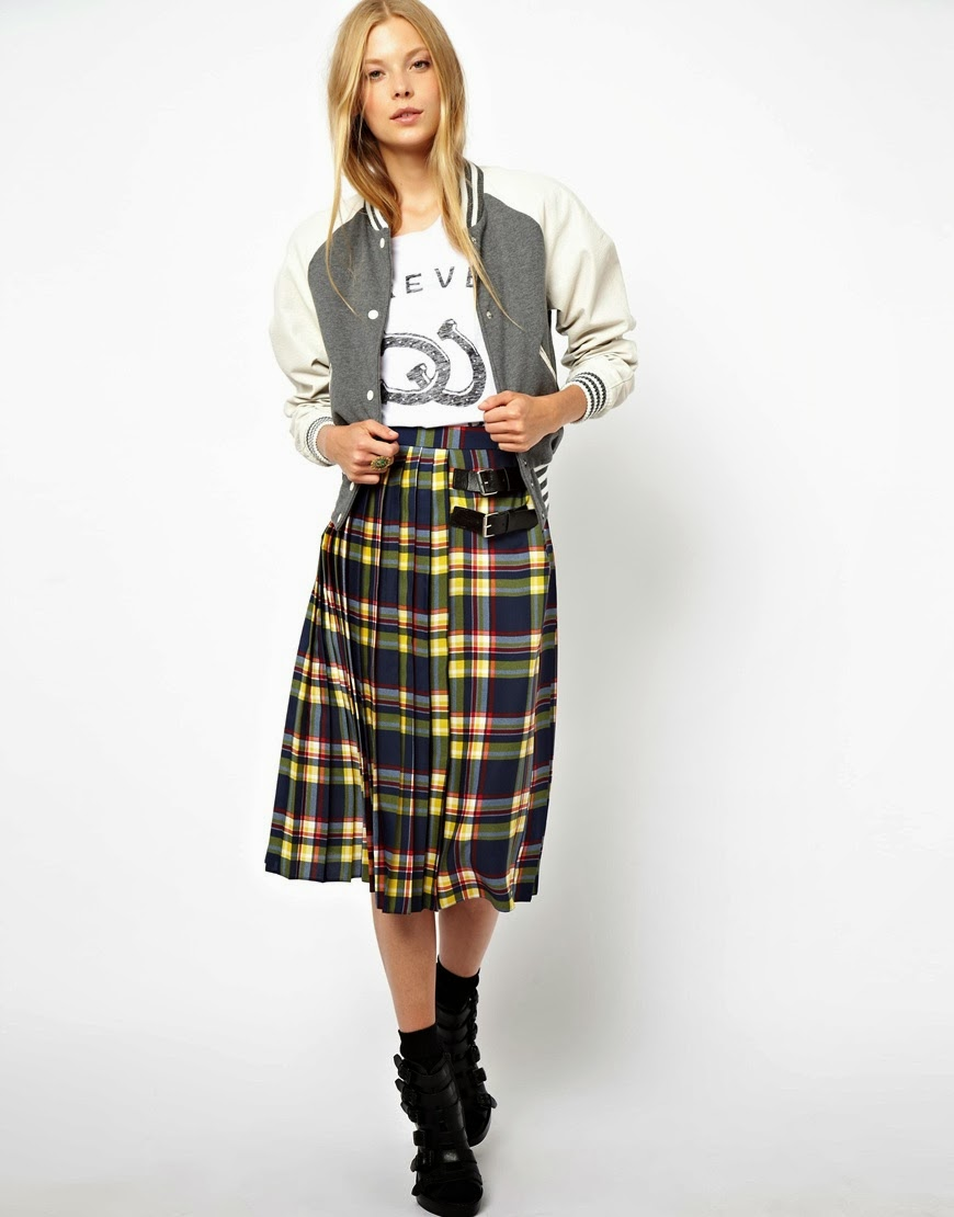 3 of the best tartan midi skirts on the web jo s clothes
